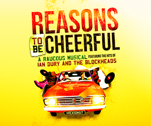 Reasons to be Cheerful (2017)